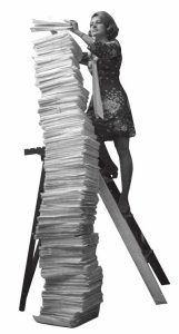 a stack-of-papers