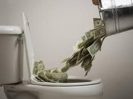 rahaa vessaan