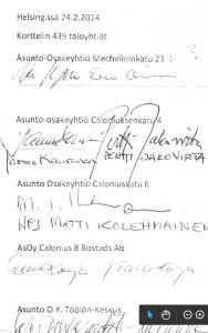allekirjoitus