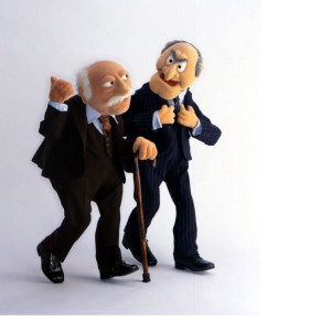 statler-and-waldorf-walking